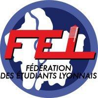 FEL - Fédération des Etudiants Lyonnais (Logo)